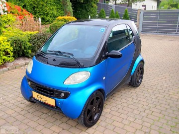 Smart ForTwo I 600 Turbo 54 KM Serwis ASO! Import!