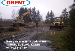 Kurs na koparki Toruń