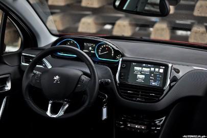 Peugeot 208 aktualizacja mapy oryginalna Nowość 2021 1ed.