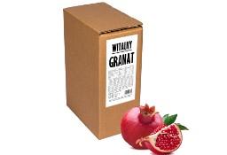 RADOM Sok z GRANATA 3l 100% bez cukru dla zdrowia tłoczony na zimno