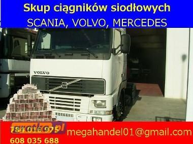 Volvo fh12 SKUP ciągników siodłowych Scania Volvo Mercedes-1