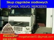 Volvo fh12 SKUP ciągników siodłowych Scania Volvo Mercedes