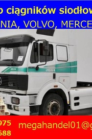 Volvo fh12 SKUP ciągników siodłowych Scania Volvo Mercedes-2