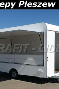 Przyczepa TP-035 TH 422.01, 420x200x230cm, przyczepa handlowa, DMC 1300kg-2
