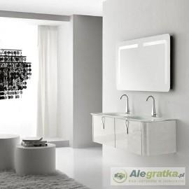 Umywalki z blatami na zamówienie Szafki łazienkowe na wymiar