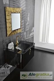 Umywalki z blatami na zamówienie Szafki łazienkowe na wymiar-2