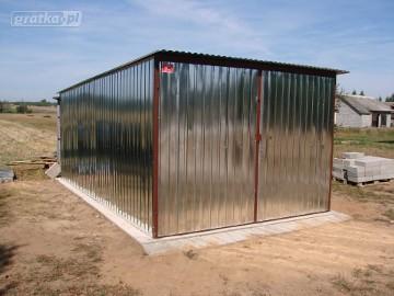 Garaż metalowy,blaszak,pakamera,schowek 3x5-1390zl Bełchatów