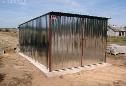 Garaż metalowy,blaszak,pakamera,schowek 3x5-2150zl Bełchatów