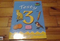 Testy 3-przykłady testów sprawdzających dla kl 3