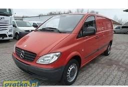 Mercedes-Benz Vito ZGUBILES MALY DUZY BRIEF LUBich BRAK WYROBIMY NOWE