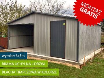 Garaż Ostrów Wielkopolski