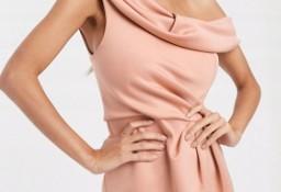 (38/M) ASOS/ Zmysłowa, ołówkowa sukienka wieczorowa