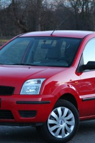 Ford Fusion Zarejestrowany,krajowy,1-właściciel,fa VAT-2