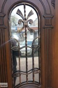 Drzwi zewnętrzne wejściowe Ekskluzywne-2