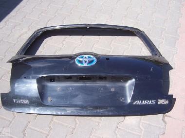 TOYOTA AURIS 2010-2012 HYBRYDA KLAPA TYŁ TYLNA BAGAŻNIKA Toyota Auris-1
