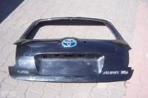 TOYOTA AURIS 2010-2012 HYBRYDA KLAPA TYŁ TYLNA BAGAŻNIKA Toyota Auris