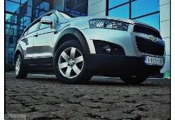 Chevrolet Captiva II 2.2 185*Navi*kamera*skóra*7 Miejsc Gwarancja Serwis Jak Nowa.