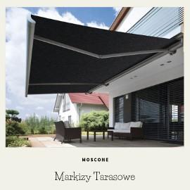 Markizy Tarasowe Bielsko-Biała - 7 lat gwarancji - Moscone