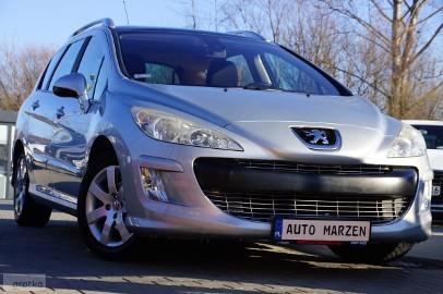 Peugeot 308 I 1.6 HDI 109 KM Klimatronic Hak GWARANCJA!