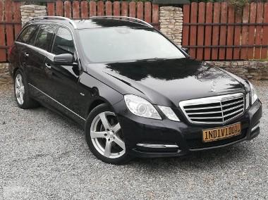 Mercedes-Benz Klasa E W212 Idealny stan techniczny i wizualny-1
