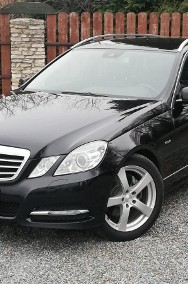 Mercedes-Benz Klasa E W212 Idealny stan techniczny i wizualny-2