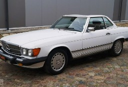 Mercedes-Benz Klasa SL R107 560SL R107 Cabrio Automat Hardtop Sprowadzony LUXURYCLASSIC