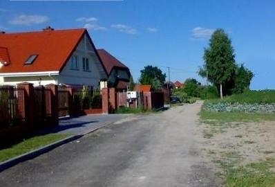 Działka budowlana Warszawa Ursynów