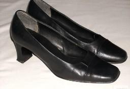 Clarks wygodne Skórzane buty 39 39,5