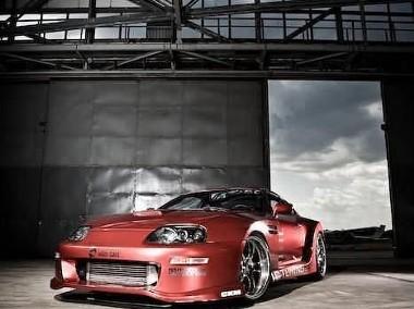Toyota Supra 1250KM 361,92 km/h Najszy w EU-1