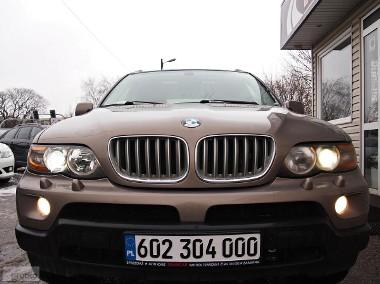 BMW X5 I (E53) 4.4 BENZYNA+GAZ ! 320 KM ! 4X4 ! NAVI ! PANORAMA !-1