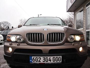 BMW X5 I (E53) 4.4 BENZYNA+GAZ ! 320 KM ! 4X4 ! NAVI ! PANORAMA !