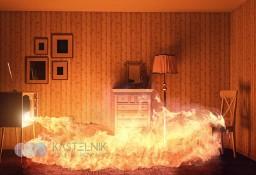 Czyszczenie ścian po pożarze Kartuzy - Kastelnik sprzątanie po pożarach