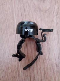Nowy dzwonek rowerowy Kellys czarny