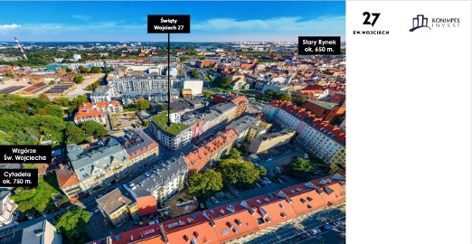 Nowe mieszkanie Poznań, ul. Podgórze 11