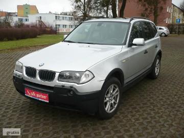 BMW X3 I (E83) 2.0d