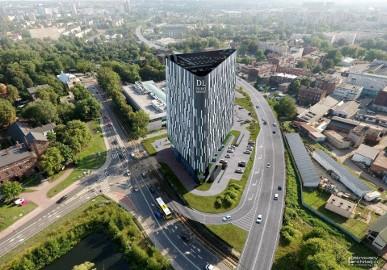Lokal Katowice, al. Wojciecha Korfantego