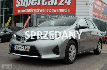 Toyota Auris II Toyota Auris 90 KM, Salon PL, FV 23%, Gwarancja!!