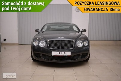 Bentley Continental Flying Spur Continental GT GT Speed SalonPL ASO Nawi Climatronic Parktronic Naim