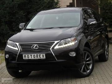 Lexus RX III _Salon Polska_Lakier w Oryginale_Full Opcja_4WD_Pewny i Bezwypadkowy