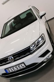 Volkswagen Tiguan II 150KM HIGHLINE Led Navi ACC Klimax3 Chrom Reling PDC OPS FULL Alu Gw-2