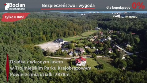 Działka budowlana Sopot Górny, ul. Jacka Malczewskiego