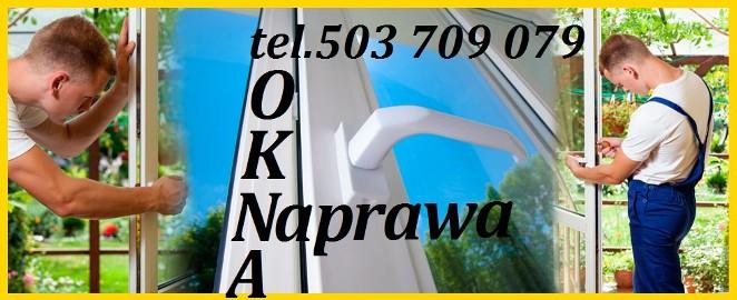 Naprawa okna Gdańsk Zaspa Przymorze 503 709 079