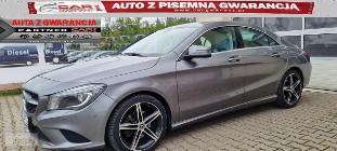 Mercedes-Benz Klasa CLA 200 1.6 156 KM salon Polska super stan gwarancja