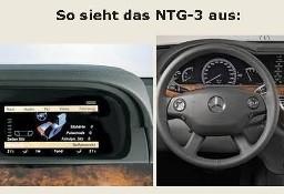 Mercedes S-Klasse W221 (09/2005-05/2009) NTG3 2019 Europa wersja V17