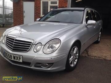 Mercedes-Benz Klasa E W211 ZGUBILES MALY DUZY BRIEF LUBich BRAK WYROBIMY NOWE