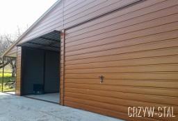Produkcja montaż sprzedaż garaży blaszanych bram garażowych
