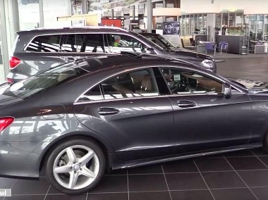 Mercedes-Benz Klasa CLS W218 250 Najtaniej w EU-1