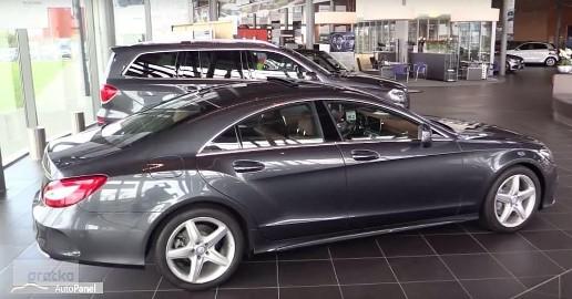 Mercedes-Benz Klasa CLS W218 250 Najtaniej w EU