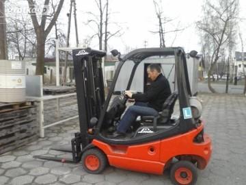Kurs I WJO wózki widłowe wysokiego składowania - ŁÓDŹ.