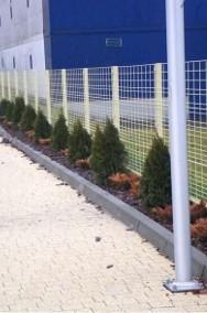 Przęsło ogrodzeniowe wzór PROSTY fi 5mm 130x240cm ocynk+kolor-2
